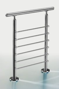 stainless steel railing system for balcony and deck by china railing manufacturer demax arch