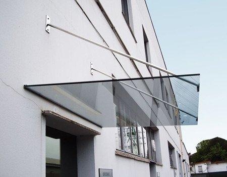 glass canopy design