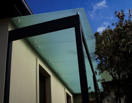 Glass Canopy Glass Awning Demax Arch