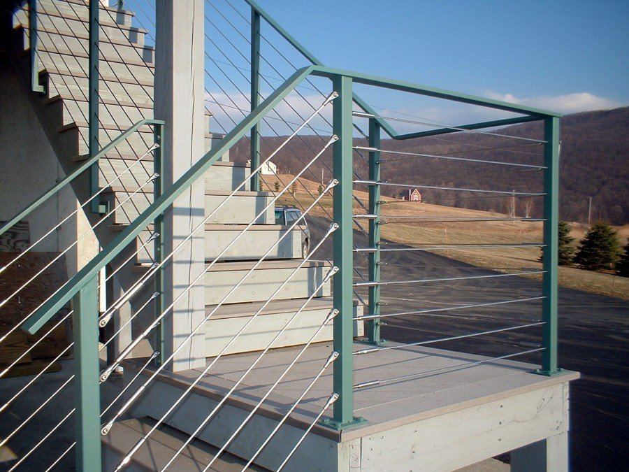 cable railing | Demax Arch