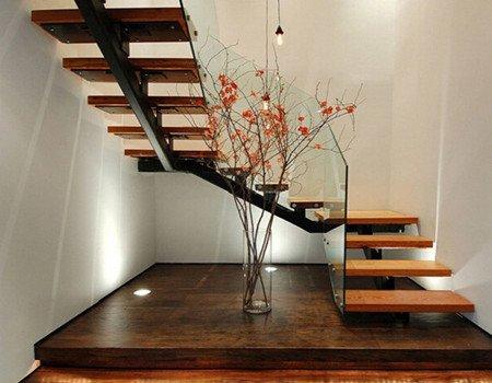 Superbe U Shaped Staircase USTR411