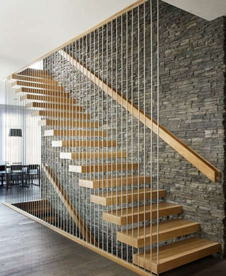 Floating Staircase FS605