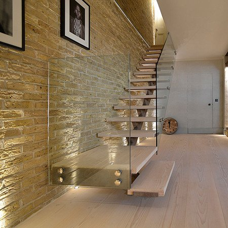 Great L Shape Staircase