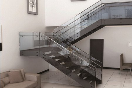U Shaped Staircase Demax Arch