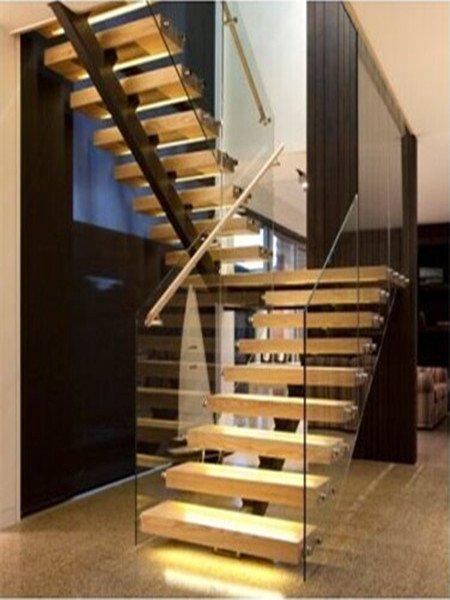 U Shaped Staircase USTR405