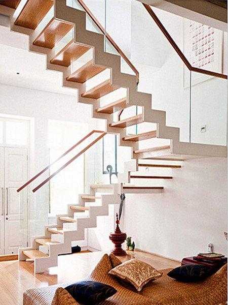 Beau Related U Shaped Staircase Design