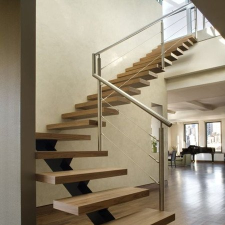 Related L Shaped Staircase Design