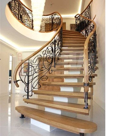 Curved Staircase CURS506