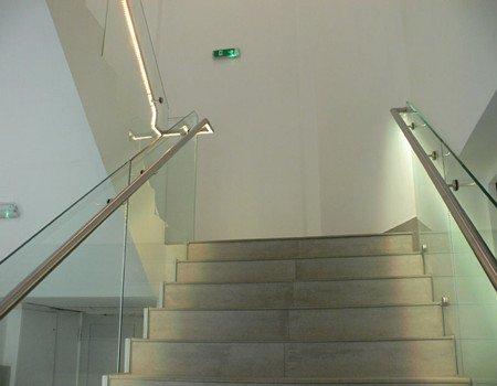 Led Handrail Demax Arch