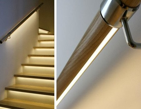 Led Handrail Demax Arch