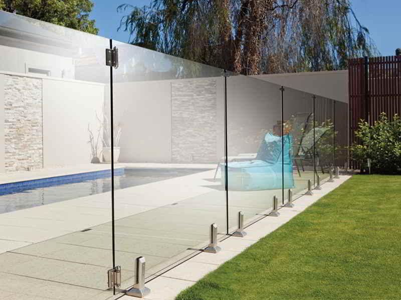 Australia Frameless Glass Pool Fence