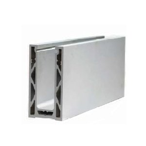 U Base Shoe For Glass Balustrade And Windscreen by China Supplier Demax